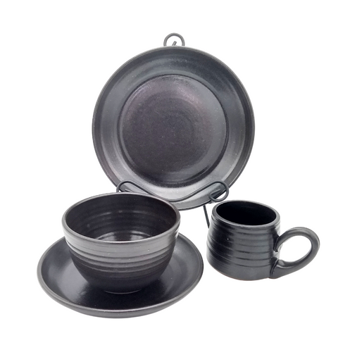 Espresso Place Setting, 4 Piece