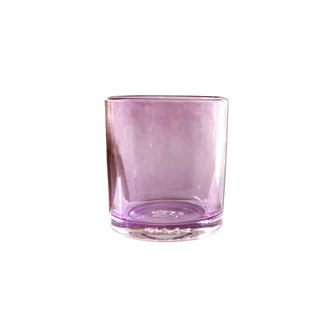 Purple Pride Glass Tumbler