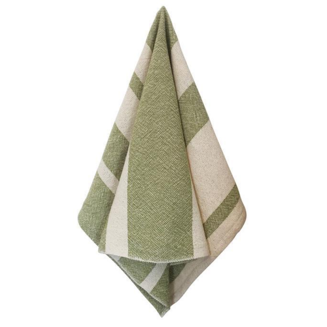Everyday Kitchen Hand Towel Lime