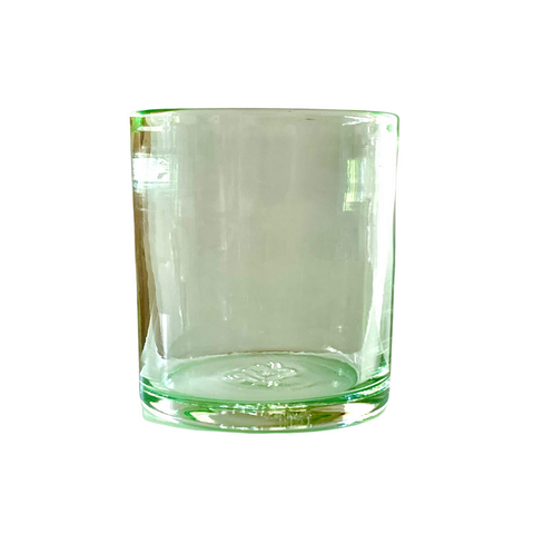 Green Pride Glass Tumbler