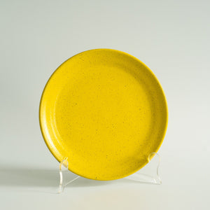 RPK Yellow Salad Plate