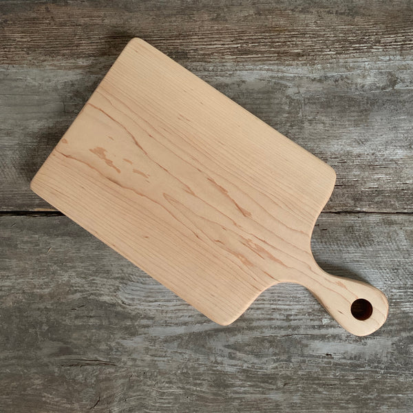 Handled Serving Board