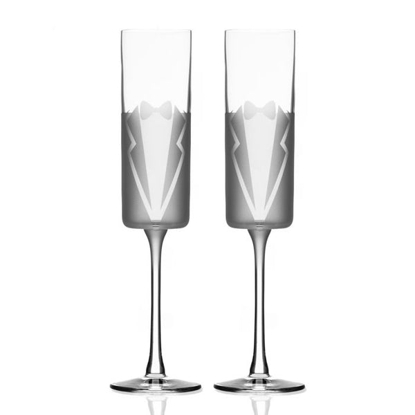 Wedding Cheers Flute, Set of 2