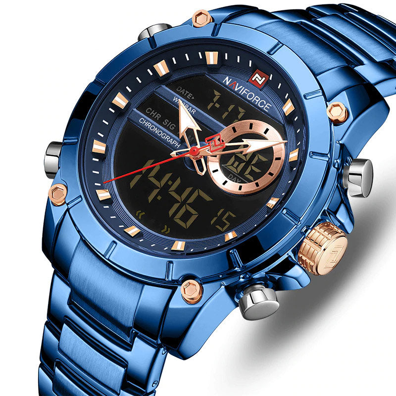 Luxor™ Naviforce Watch