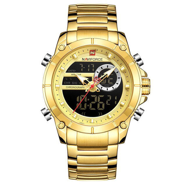 The Luxor Xfinity Gold Watch™