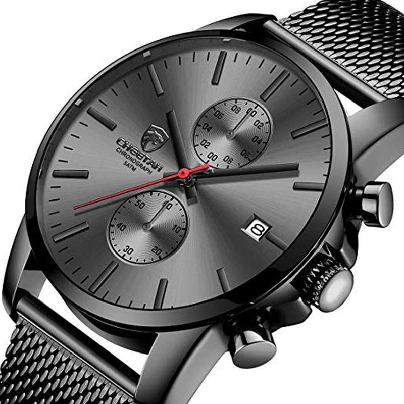 The Luxor Metal Watch™