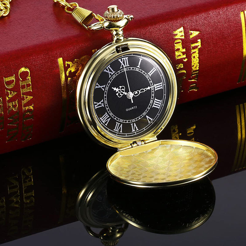 Luxor Pocket Gold Watch™