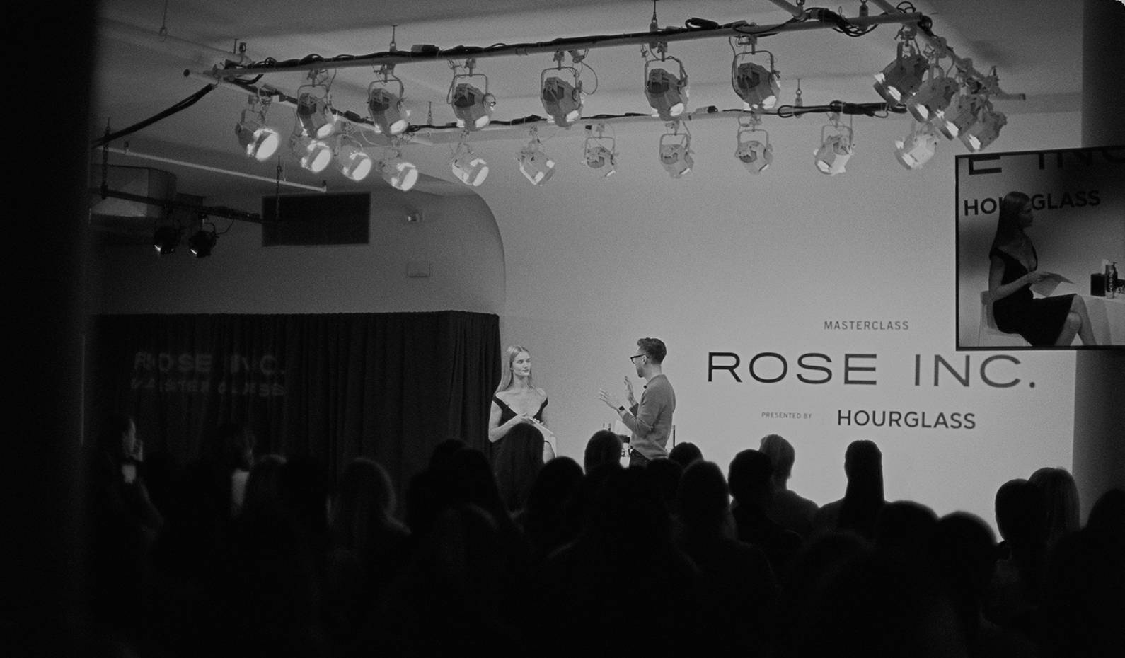 Go behind the scenes of Rosie's MASTERCLASS