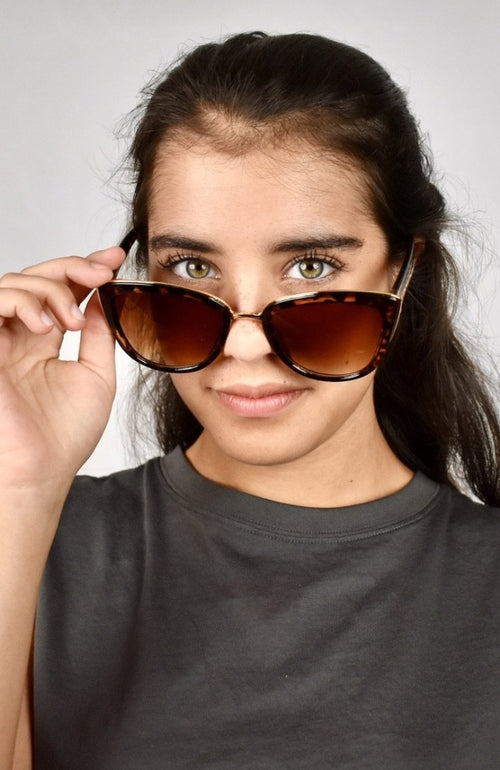 Dalia's Cat Eye Sunnies