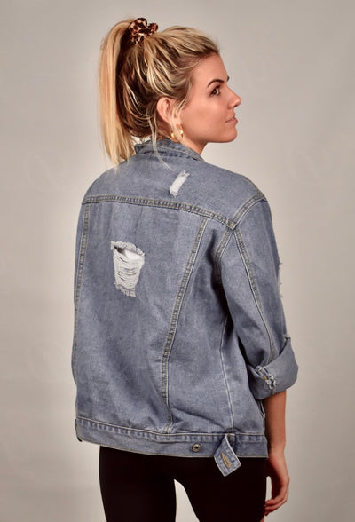 Harley's Denim Jacket