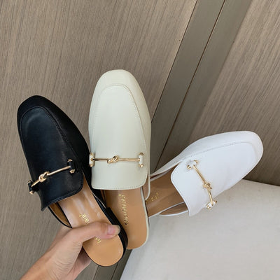 Kourtney's Slide Loafers