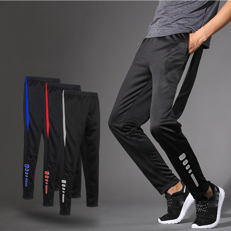 Men's Soccer Training Pants Sports Pants- King_Lion_Shop