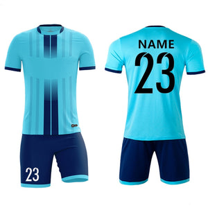 Kids Custom Soccer Uniform- King_Lion_Shop