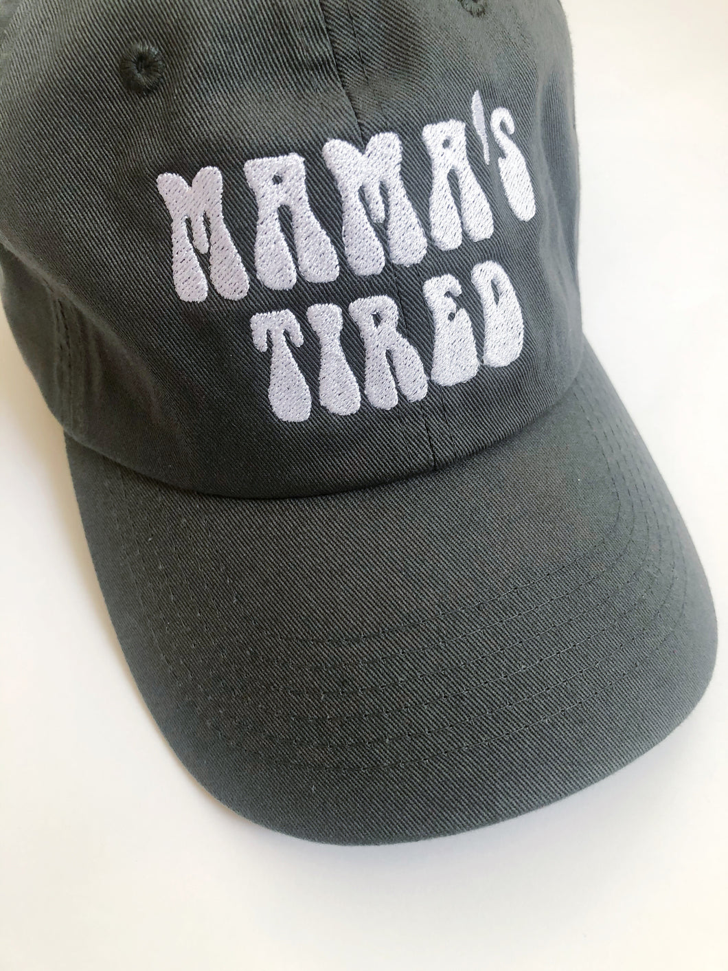 Mama's Tired Hat