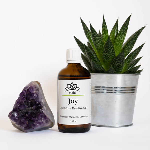 Joy Multi-Use Emotive Oil for Bath or Body