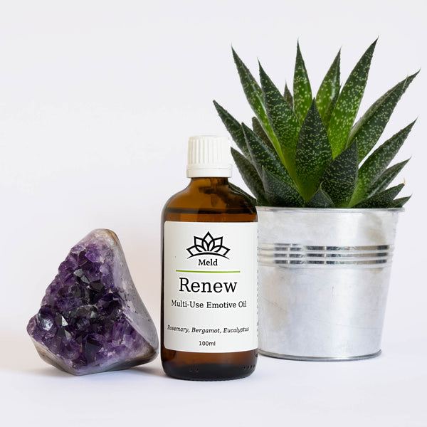 Renew Multi-Use Emotive Oil for Bath or Body