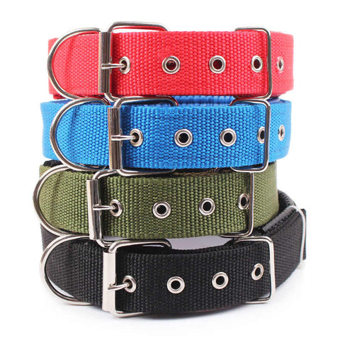 Adjustable Strap Dog Collar