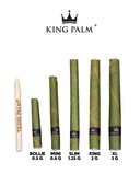 KING PALM MINI 2 PACK (EACH 1 GARM CAPACITY)