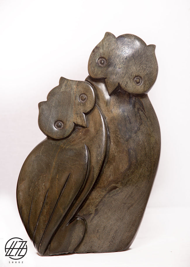 Love Owls by Z Njobo