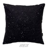 Galaxy Velvet Decorative Pillow Cover