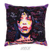 Hip- Hop Street Art Velvet Decorative Pillow Cover
