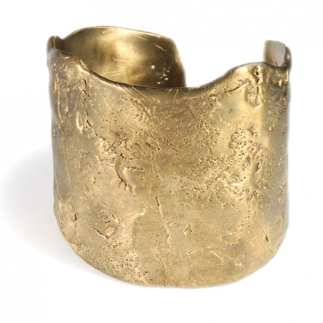 Solid bronze bracelet From Italy