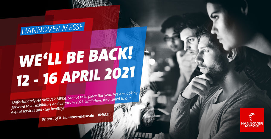 Cancellation of 2020 Hannover Messe due to COVID-19
