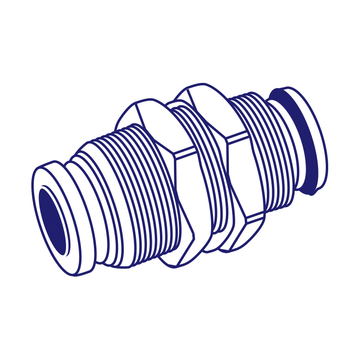 UK Bulkhead Connector Fittings