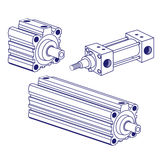 Pneumatic Cylinders UK Online Store