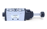 Metallic Body Solenoid Valve Pneumatics UK