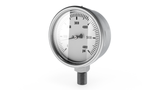 Bottom Mount Pressure Gauge