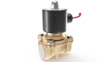 Solenoid Valve for Water and Steam (Uni-D UK)