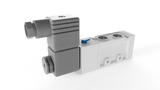 Solenoid Valves 3 Way British Pneumatics UK