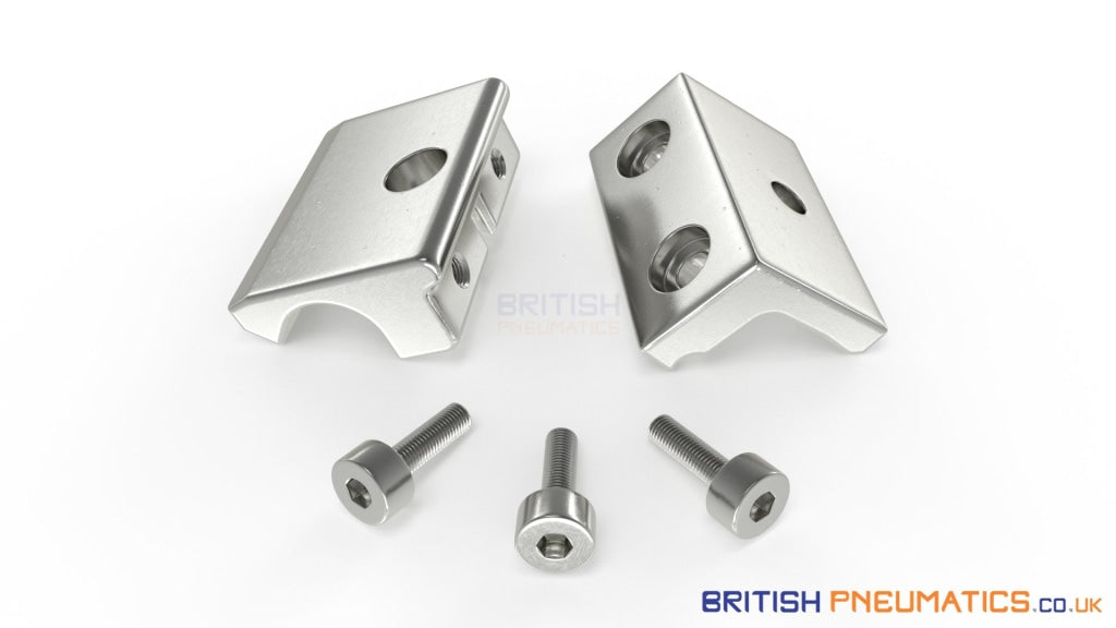 Knocks C.22-42 Panel Mounting Ring (for use with C22) - British Pneumatics (Online Wholesale)
