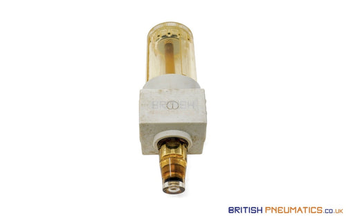Metal Work LUB BIT 1/4 (SAL-08 S1) Lubricator (5203001) - British Pneumatics (Online Wholesale)