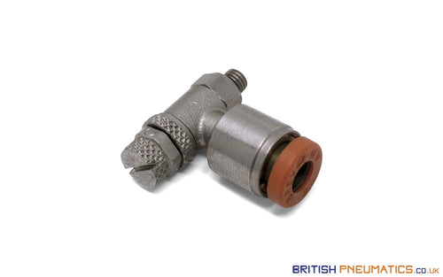 Metal Work Mrfn/c 6-M5 Flow Control Fitting (9031005) General