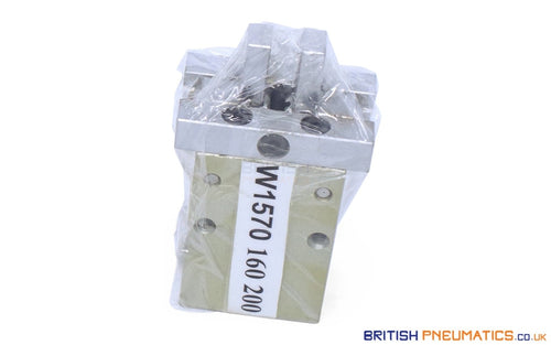 Metal Work P2-16 Gripper (W1570160200) - British Pneumatics (Online Wholesale)