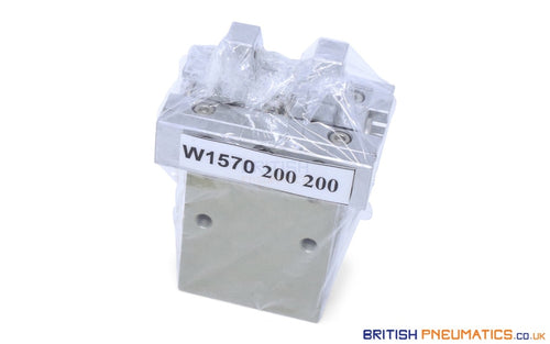 Metal Work P2-20 Gripper (W1570200200) - British Pneumatics (Online Wholesale)