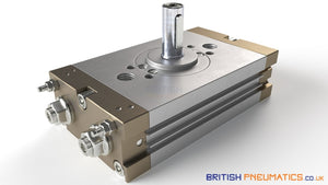 Metal Work R2-12-90 Rotary Actuator (W1620122090) - British Pneumatics (Online Wholesale)