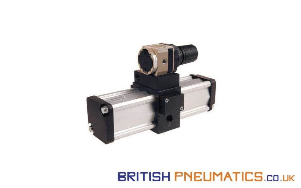 Pneumax 1763.80.N Air Booster (ø63) - British Pneumatics (Online Wholesale)