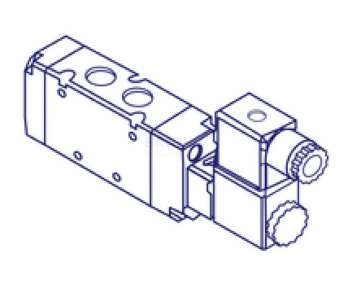 Univer AC-8980 (Seal kit for AC-8100) - British Pneumatics (Online Wholesale)