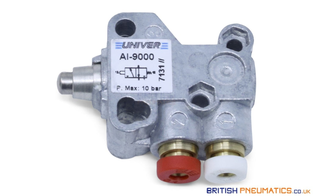 Univer AI-9000 Mechanical Valve Switch - British Pneumatics (Online Wholesale)