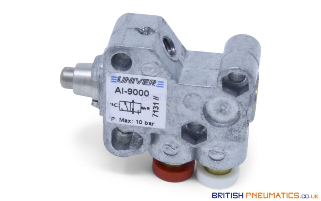 Univer AI-9100 Minature Mechanical Valve Switch - British Pneumatics (Online Wholesale)