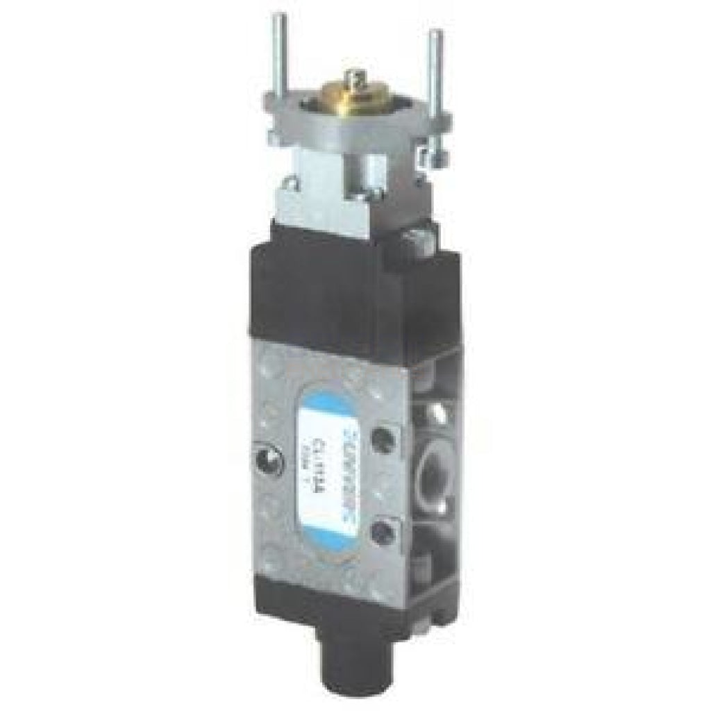 Univer CL-112A Push Spool Valve, Panel Mountable - British Pneumatics (Online Wholesale)