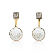 Load image into Gallery viewer, Voa Rose Cut Earrings