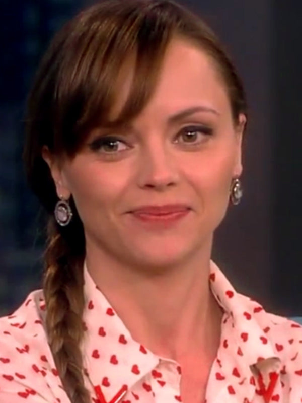 Christina Ricci - Moritz Glik Earrings