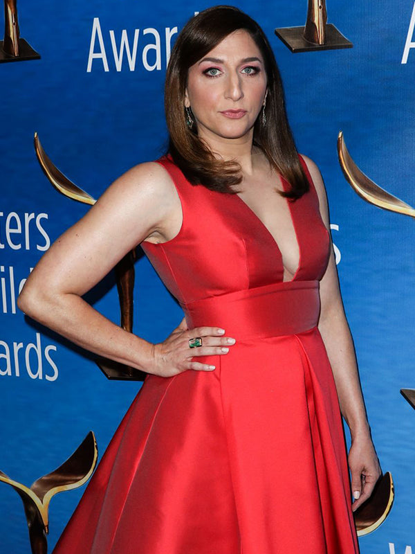 Chelsea Peretti - Moritz Glik Ring and Earrings