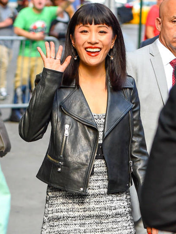 Constance Wu - Moritz Glik Earrings