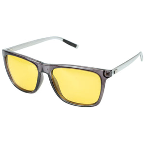 Duco Night Driving Glasses for Headlight Anti-glare Night Time Yellow Lenses 3029