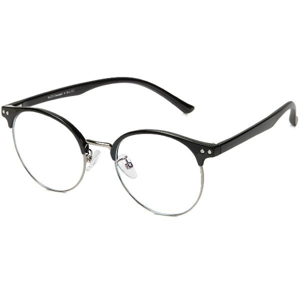 DUCO Blue Light Blocking Glasses Lightweight Eyeglasses Filter Computer Gaming Glasses DC5203